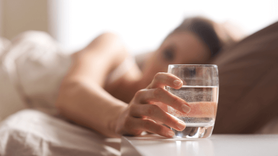 How to prevent dry mouth while sleeping