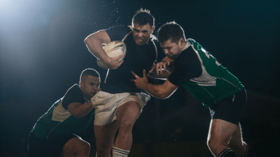 Three sports that are extremely dangerous (for your teeth)