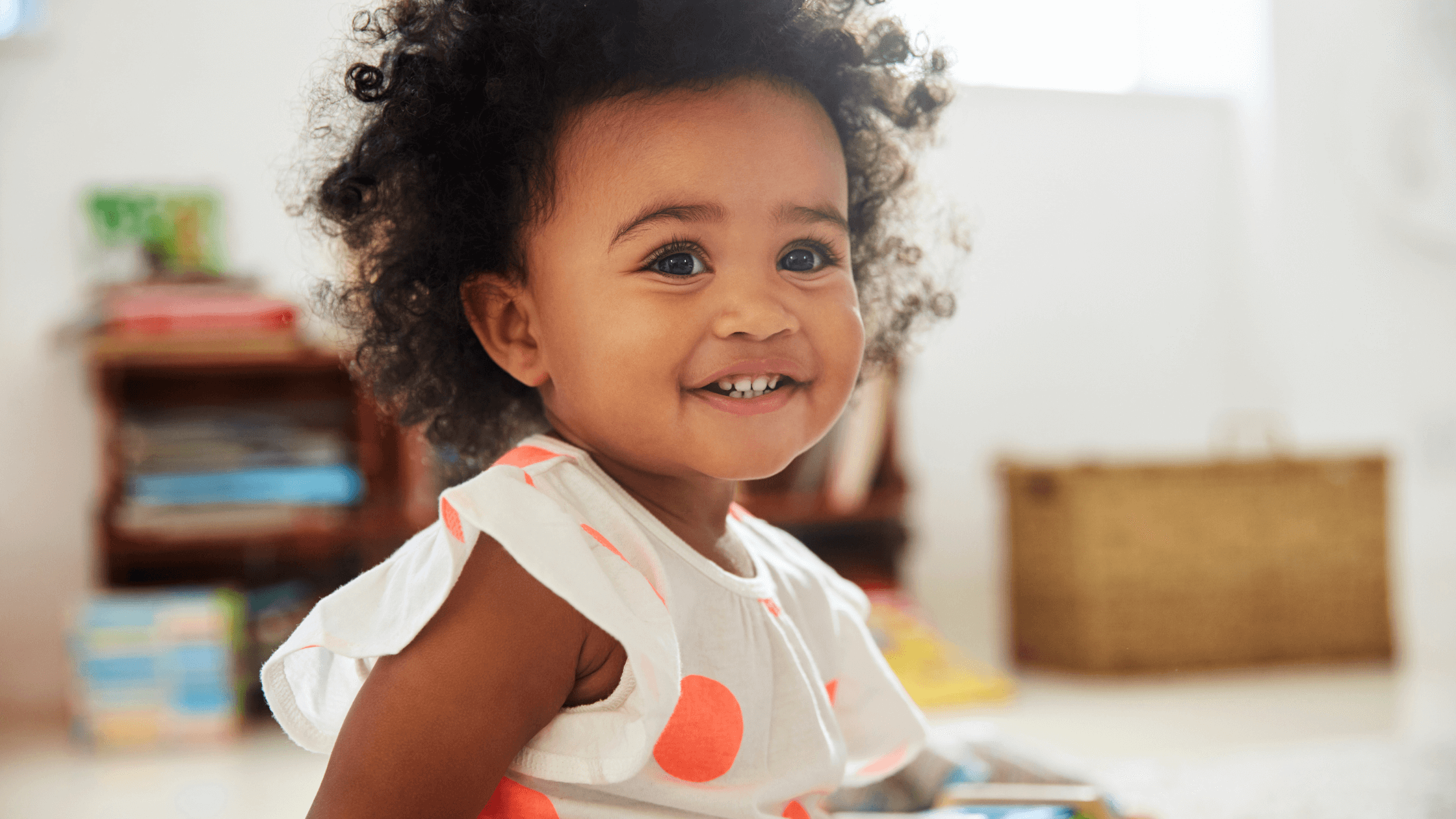 Five tips to healthy baby teeth