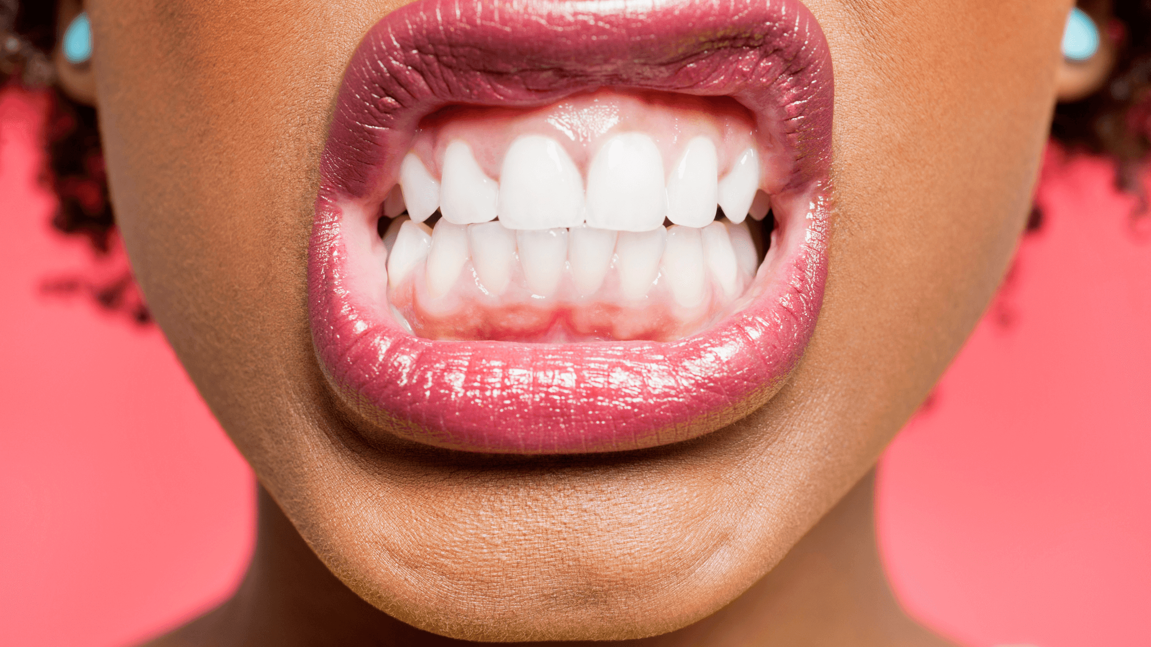 How anxiety can affect your teeth