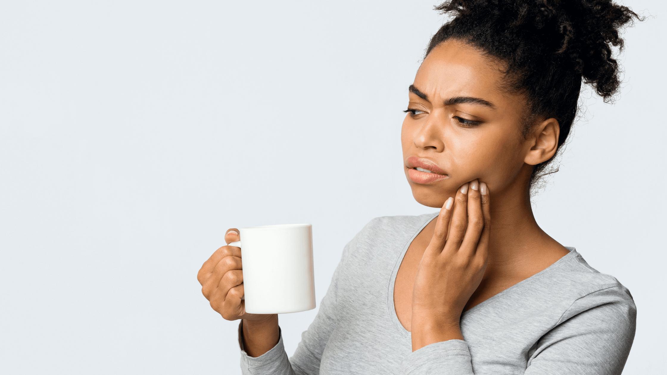 Treating sensitive teeth at home