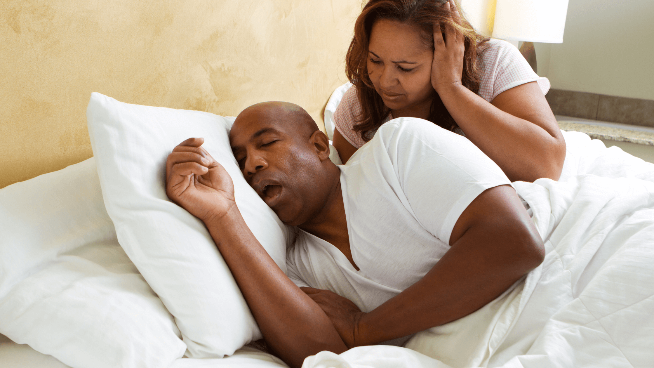 Why you should try to fix your snoring