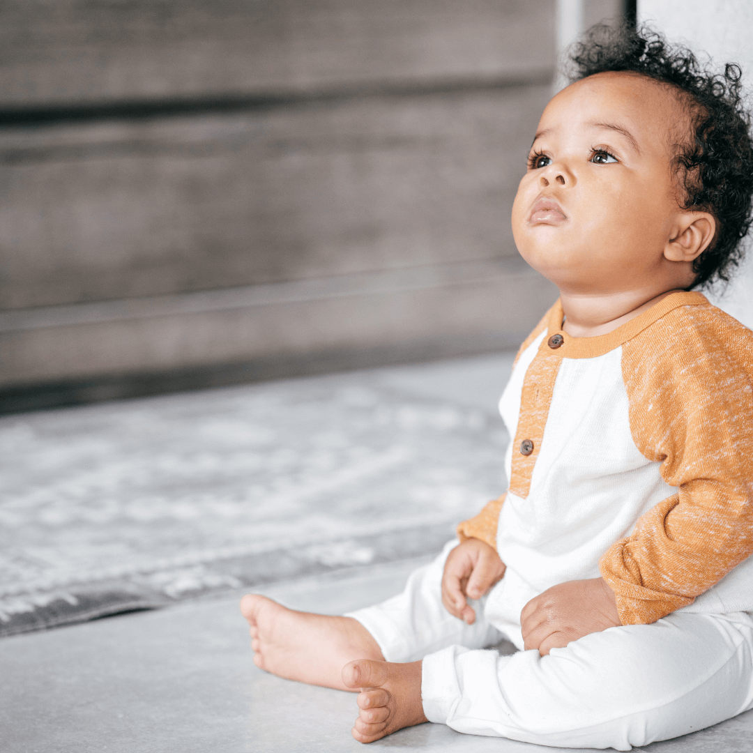 Are teething devices suitable for babies?